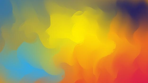 Sfondo sfumato a colori jpg fil
