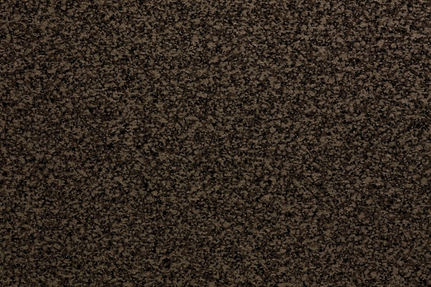 Fondo liscio granuloso marrone scuro con piccola consistenza a briciole.