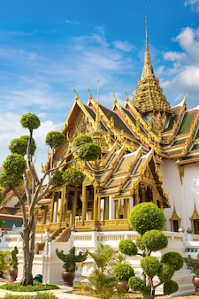 Grand palace a bangkok in thailandia