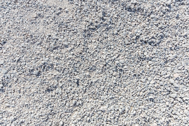 Texture di ghiaia di granito