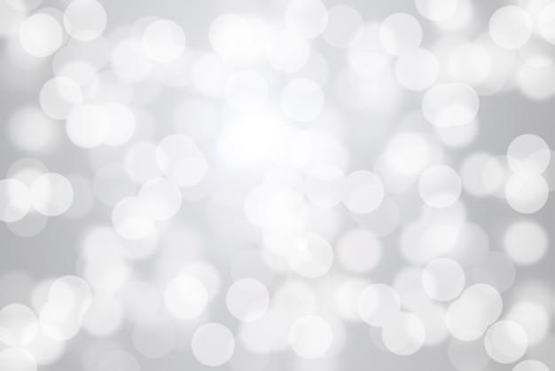 Luce grigia del bokeh