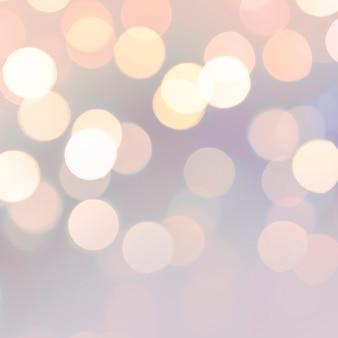 Illustrazione di sfondo con texture bokeh grigio