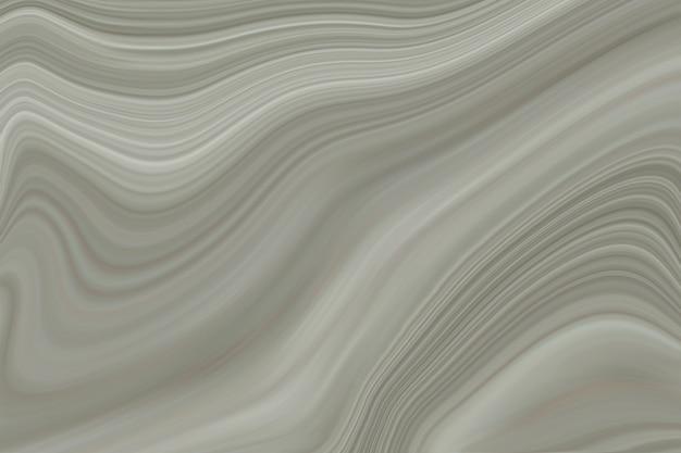 Fondo strutturato della pittura di marmorizzazione di arte fluida grigia