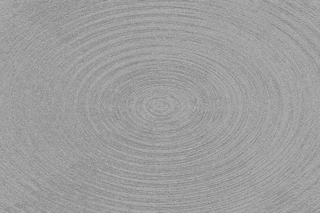 Struttura di forma del cerchio di muro grigio