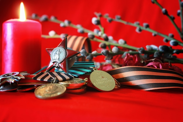 Grandi medaglie di guerra patriottica
