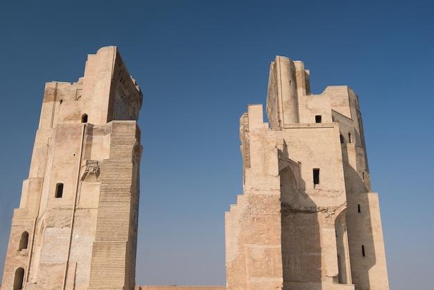 Grande portale aksaray white palace di amir timur uzbekistan shahrisabz architecture of asia
