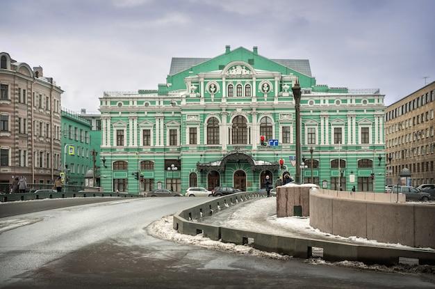 Bioedilizia del bolshoi drama theatre di san pietroburgo