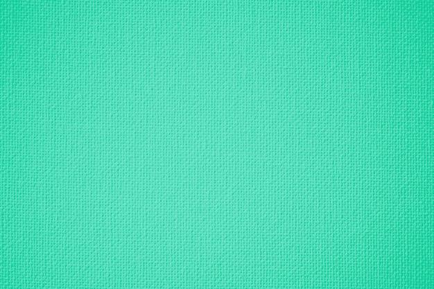 Trama di tela di colore verde