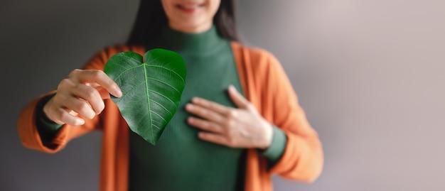 Energia verde esg risorse rinnovabili e sostenibili concetto di cura ambientale ed ecologica