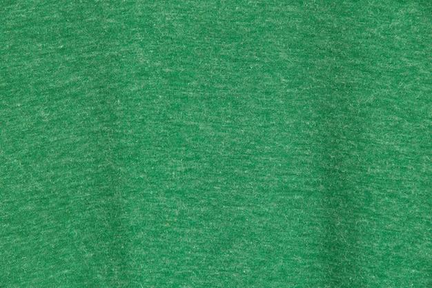 Sfondo di panno di tessuto verde