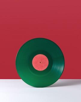 Disco di musica verde,