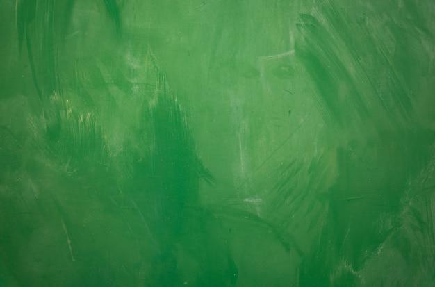 Struttura della porta in metallo verniciato verde