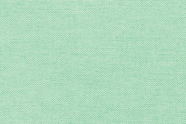 Illustrazione di sfondo con texture tessile verde