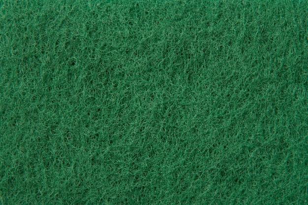 Trama verde di salviette