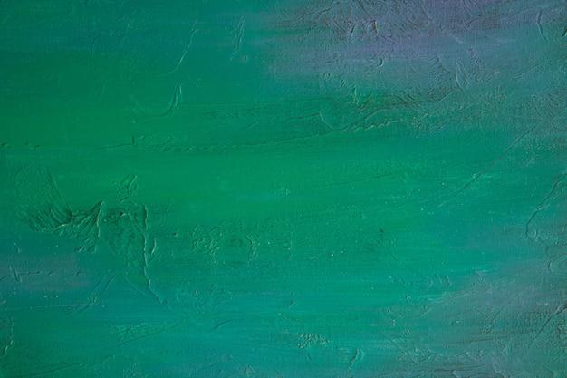 Sfondo texture vernice verdastra.