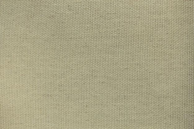 Sfondo di superficie tessile di lino grigio