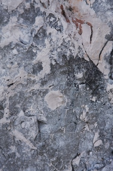 Struttura di pietra grigia, sfondo della natura