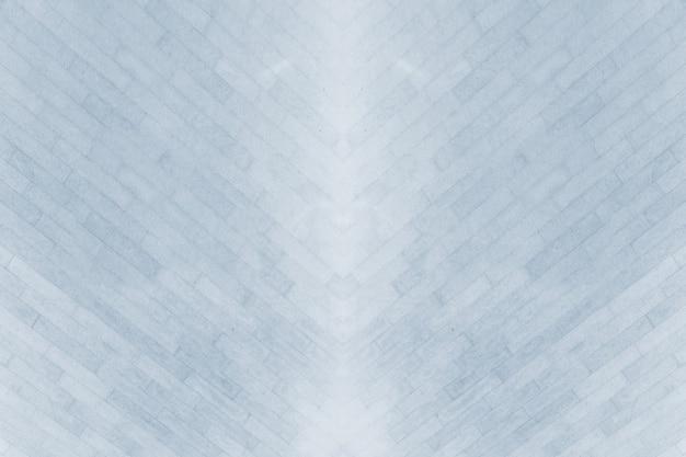 Fondo grigio di struttura con il modello della parete e del pavimento di cemento della pavimentazione della griglia e della linea con luce
