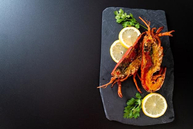 Bistecca di aragosta alla griglia