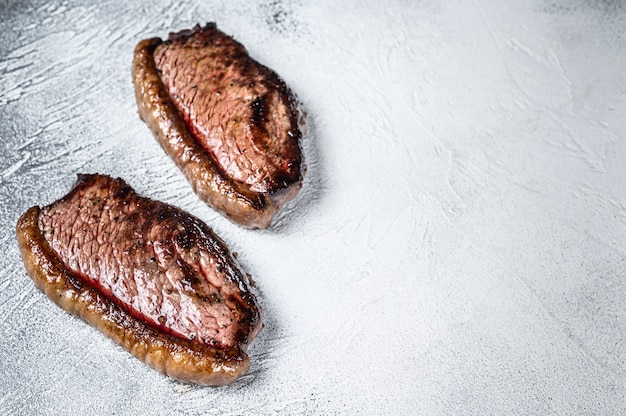 Cappuccio di controfiletto alla griglia o bistecca di picanha.