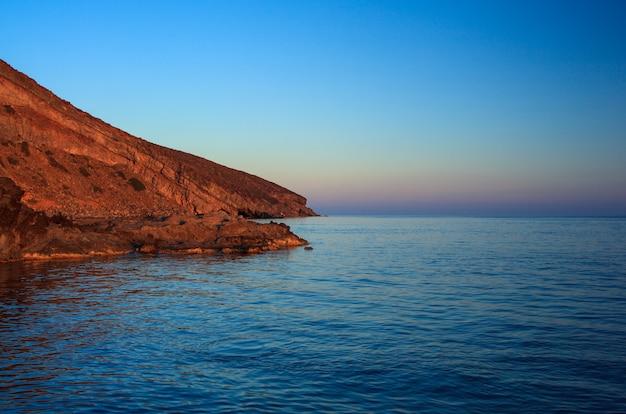 Grotta calda, pantelleria Foto Premium