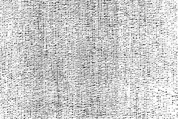 Distress in bianco e nero di lerciume. priorità bassa di struttura del punto. struttura punteggiata di lerciume di semitono.