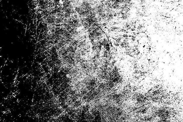 Distress in bianco e nero di lerciume. linea mezzitoni grunge texture.