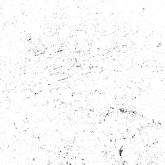 Inchiostro bianco e nero grunge splat