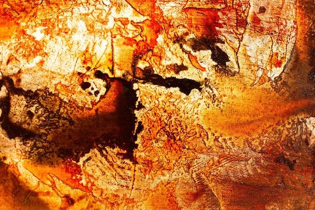 Grunge sfondo colorato arte grunge vintage texture di sfondo con brigh