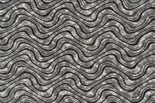 Fondo di legno senza cuciture grigio, marrone e nero di progettazione della carta da parati del abstarct del modello