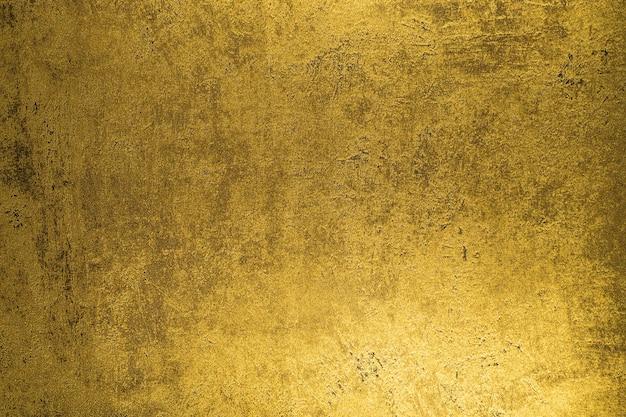 Colore giallo dorato scuro del fondo dell'annata di lerciume.