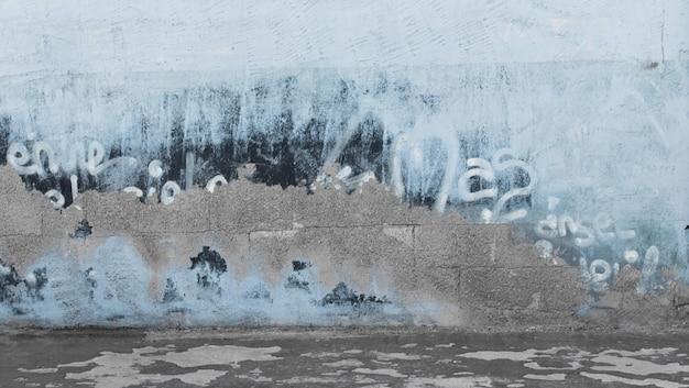 Muro o texture grunge e sfondo vuoto