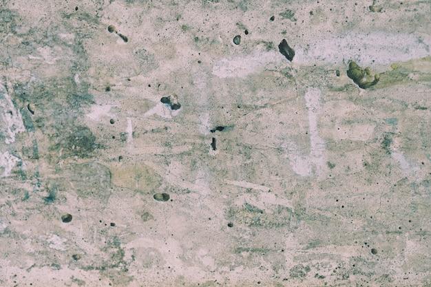 Sfondo grigio sgangherata muro di cemento.