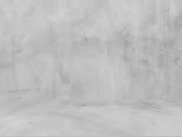 Sfondo bianco sgangherata di cemento naturale