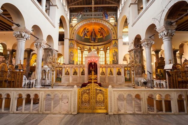 Chiesa di hagios demetrios, salonicco