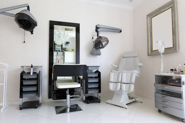 Stanza del parrucchiere