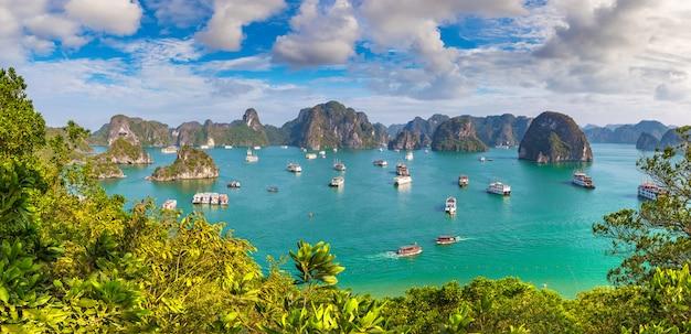 Baia di halon, vietnam