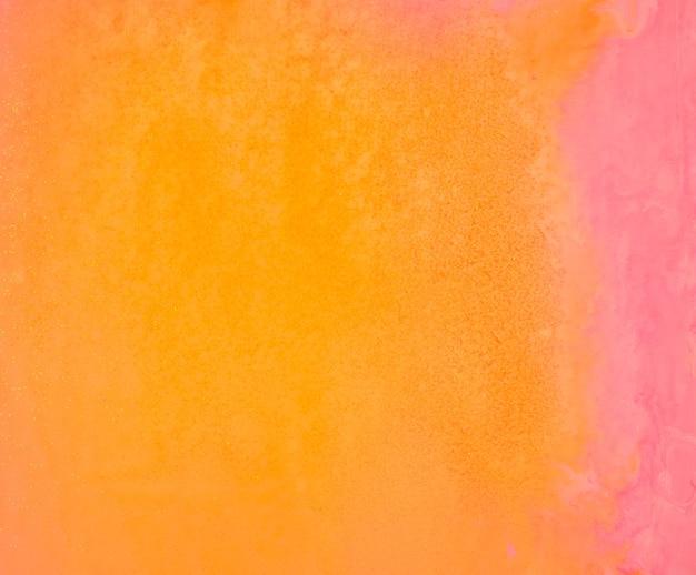Fatto a mano. rosa pastello giallo dorato acrilico e glitter su tela texture astratta sfondo.
