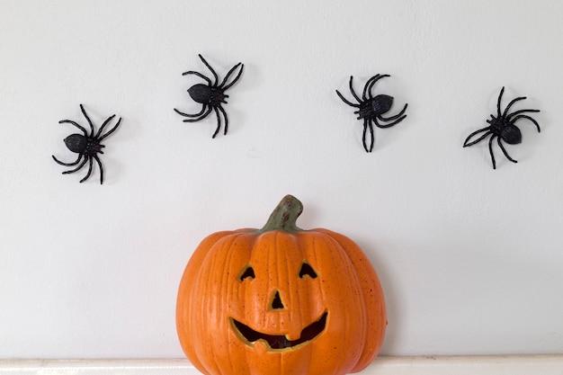 Felice halloween banner sfondo