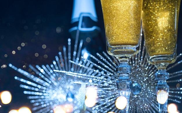 Felice anno nuovo 20120. sfondo vacanze di natale e capodanno, stagione invernale.