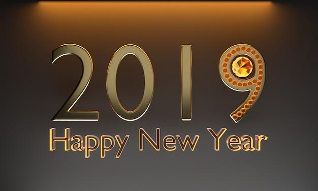 Anno nuovo di hapyy