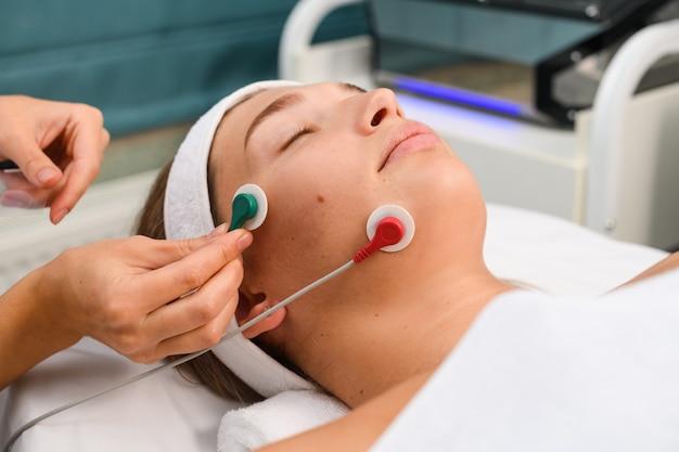 Procedura di elettro miostimolazione hardware