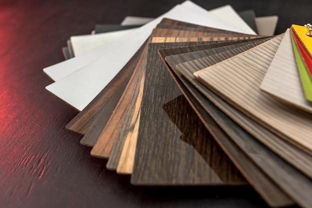 Pavimento in legno di rovere materiale per l'edilizia interna