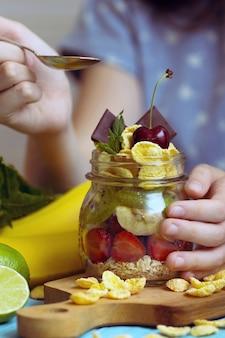 La dieta sana