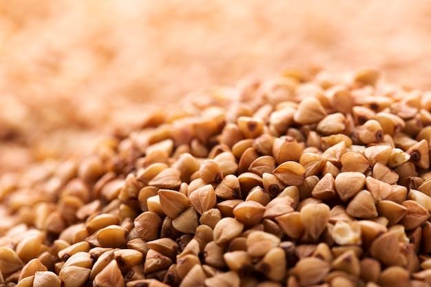 Mucchio di grano saraceno