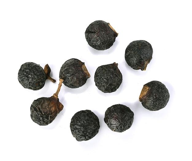 Medicina a base di erbe di sapindus rarak