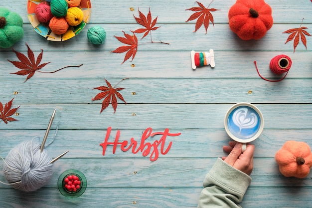 Herbst significa autunno in tedesco.