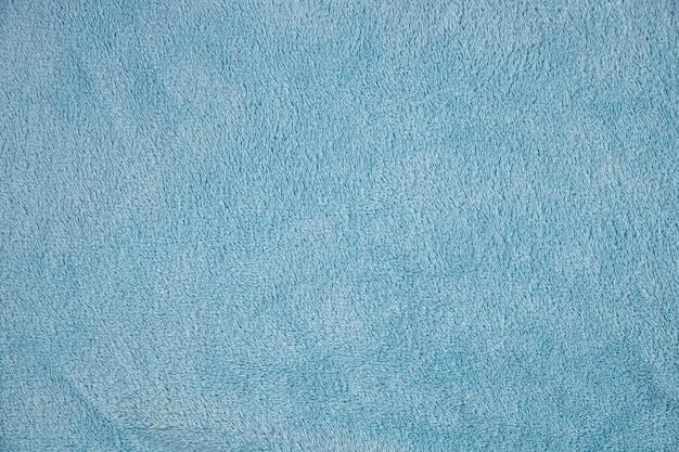 Trama del tessuto blu di alta qualità