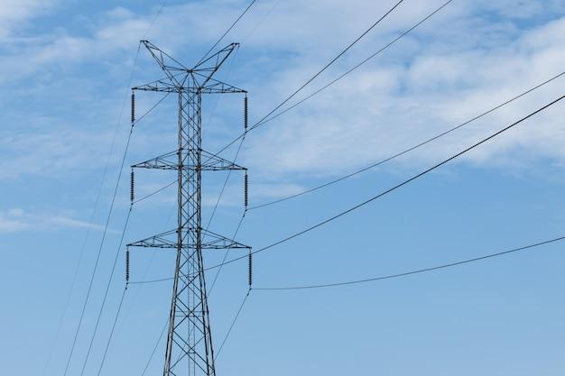 Linea elettrica ad alta tensione