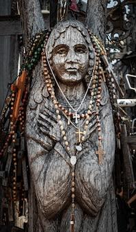 Collina delle croci a siauliai, lituania
